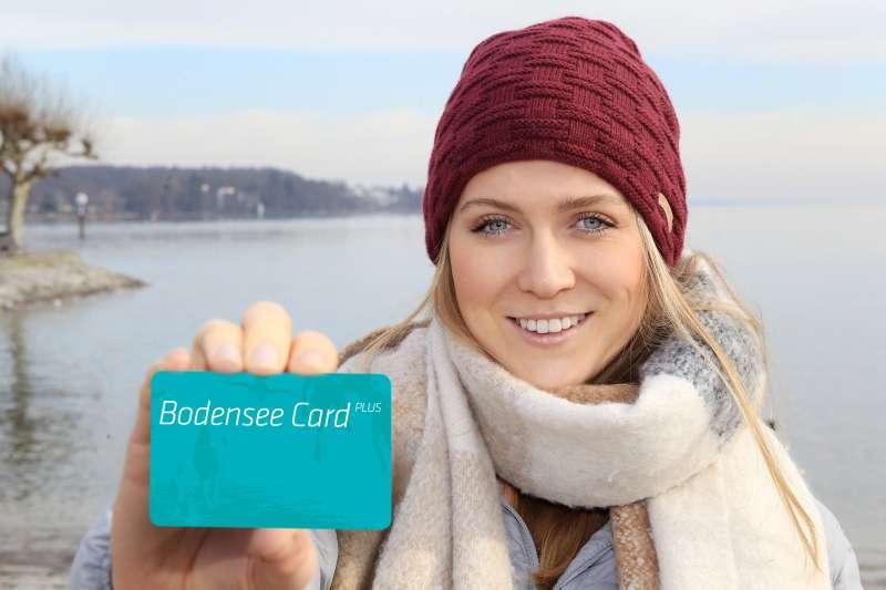 Die Bodensee Card PLUS für das Winterhalbjahr