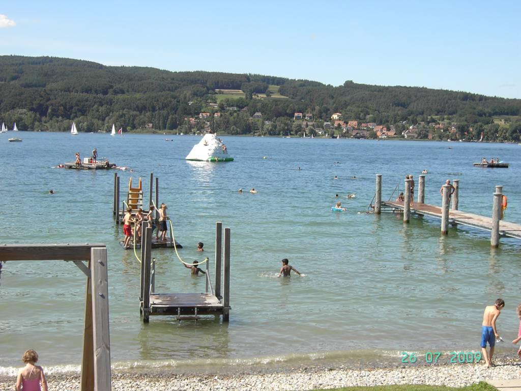 Strandbad Steckborn Schweiz Www Freizeit Bodensee Com
