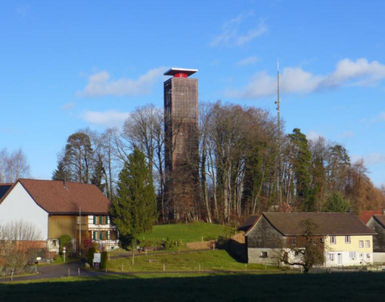 Napoleonturm Hohenrain