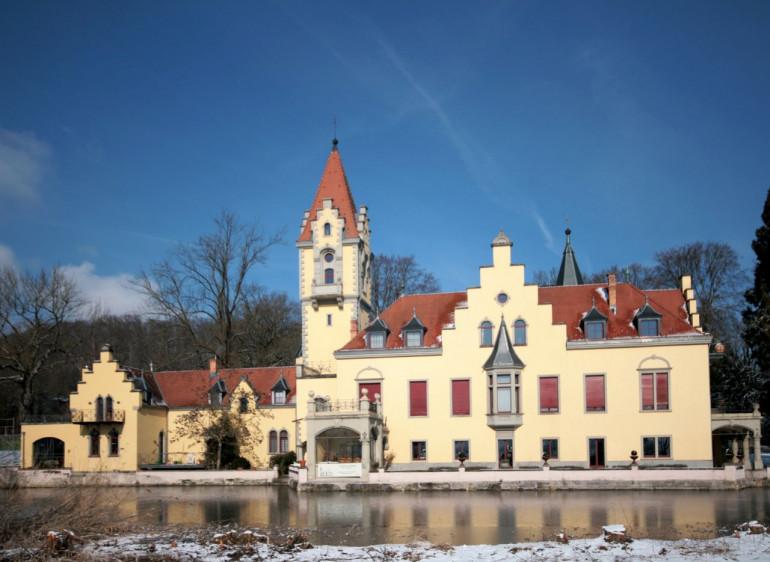 Schloss Seeheim in Konstanz