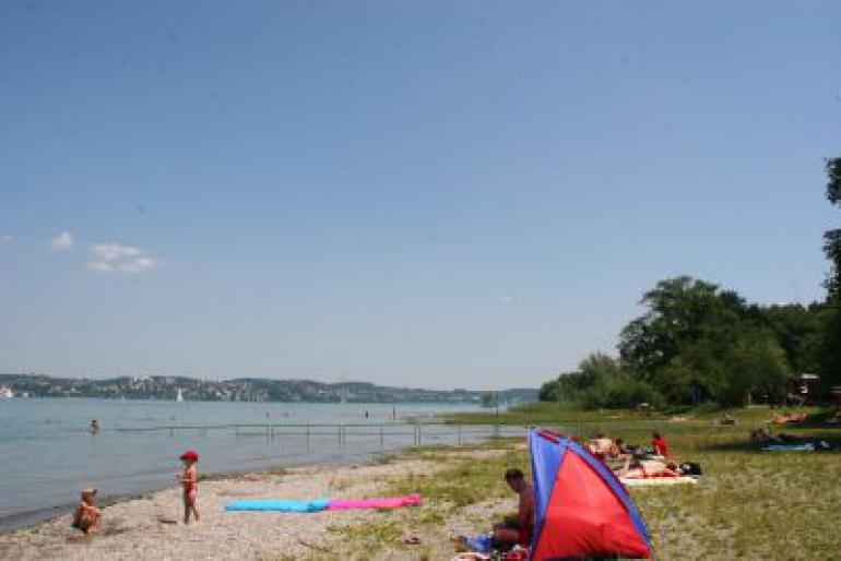 Strandbad Wallhausen Www Freizeit Bodensee Com