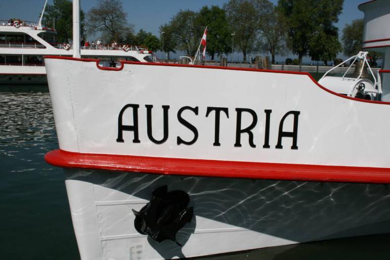 Vorarlberg Lines Bodenseeschifffahrt