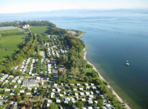 Campingplatz Alpenblick Hagnau