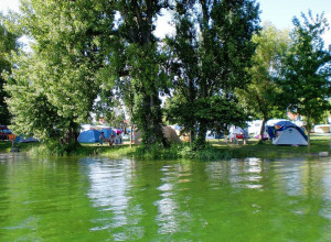 Bade-& Campingplatz Himmelreich Allensbach
